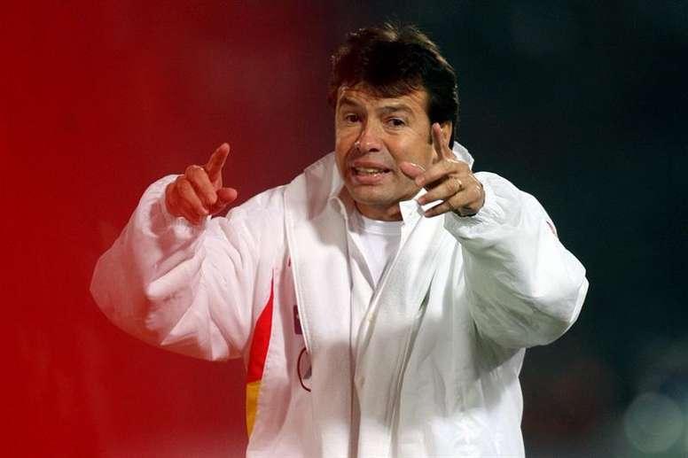 Erwin 'Platini' Sánchez, uno de los mejores bolivianos de siempre. EFE