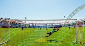 El Athletic volverá al trabajo con las bajas previstas. EFE/Archivo