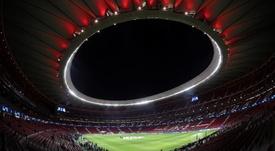 El alcalde de Madrid apoyaría que el Wanda acogiese la final de la Champions. EFE/Archivo