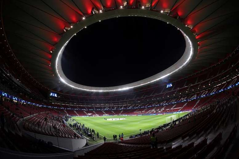 The Wanda could host the Champions League final. EFE