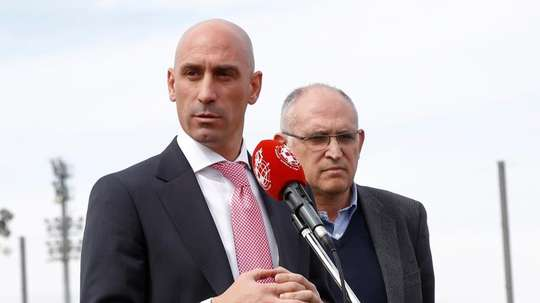The elections will take place in August. EFE/RFEF