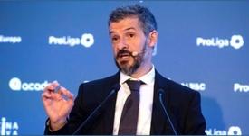 Proliga emitió un comunicado de queja. EFE/ProLiga