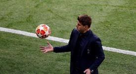 Pochettino has been linked with Barca. EFE