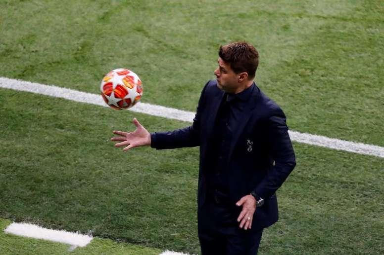 Roma are thinking about Pochettino. EFE