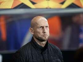 Jaap Stam, new coach of FC Cincinnati. EFE