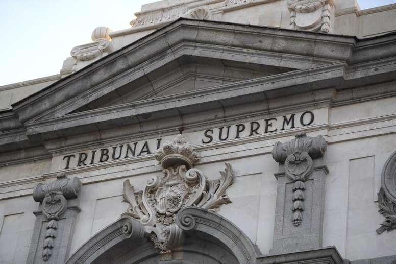 El Supremo ratifica a favor del Barça la demanda sobre la fachada de La Masia. EFE/Archivo