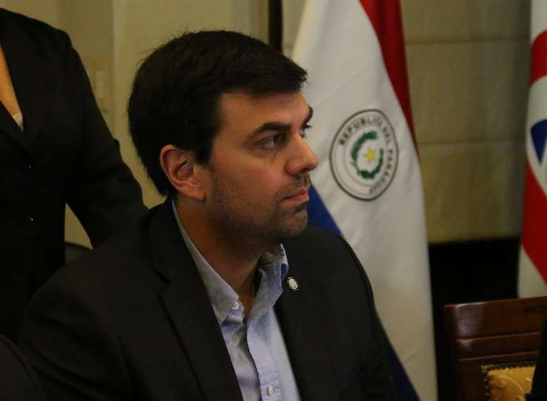 El fútbol en Paraguay se retrasará. EFE