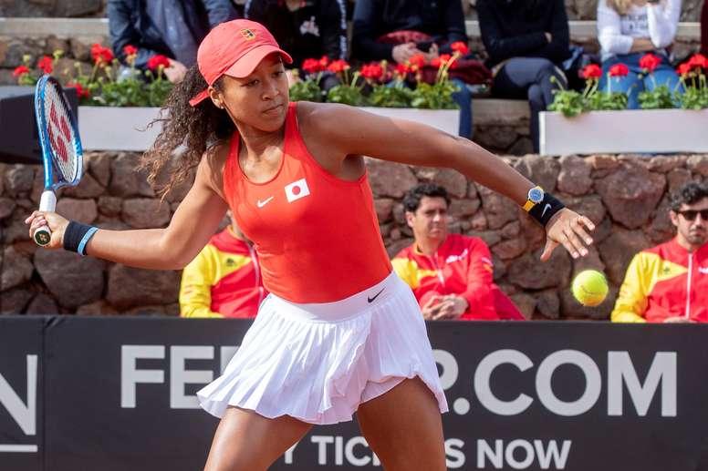 La tenista japonesa Naomi Osaka. EFE/Marcial Guillén/Archivo