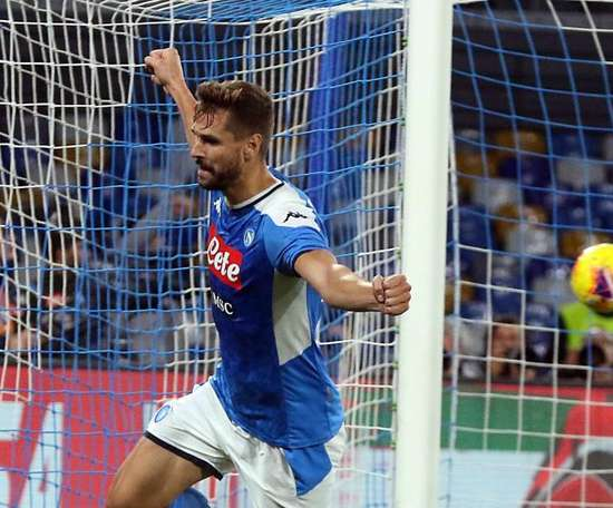 Fernando Llorente has not been included in Napoli's squad. EFE