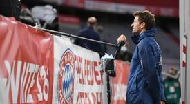 Thomas Müller soma 19 assistências na temporada. EFE/EPA/ANDREAS GEBERT