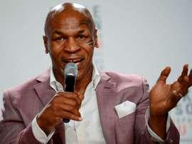 El exboxeador Mike Tyson. EFE/JUSTIN LANE/Archivo