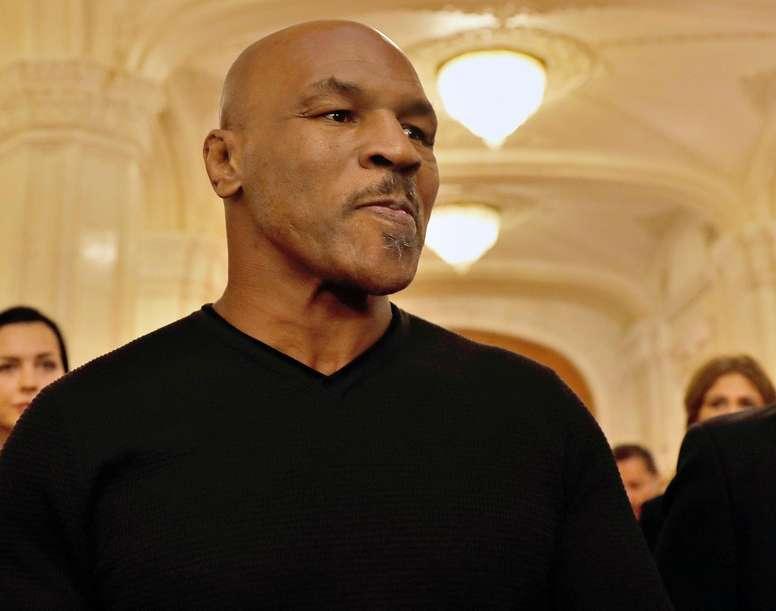 En la imagen, el expúgil estadounidense Mike Tyson. EFE/Archivo
