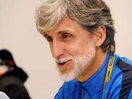 El ex capitán del Sevilla habló del derbi de la ciudad. EFE