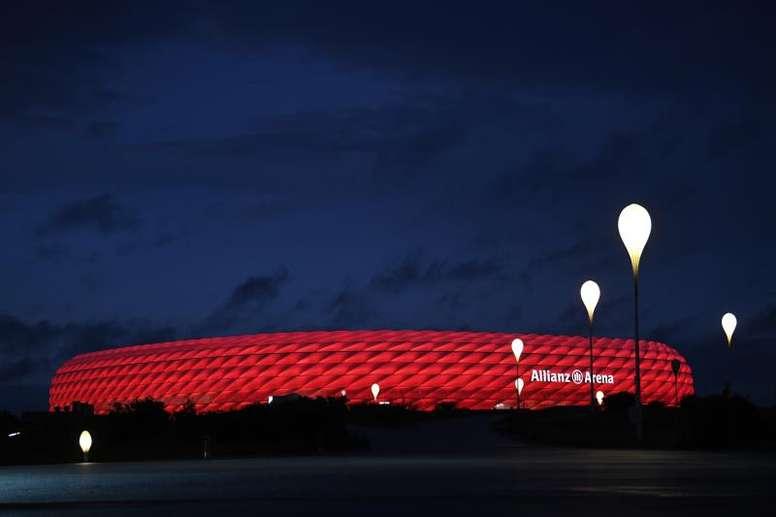 El 'Clásico' centra la atención en la Bundesliga. EFE