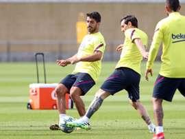 Le Barça baissera les salaires s'il n'arrive pas à vendre. EFE