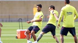 Barcellona alla ricerca di talenti. AFP