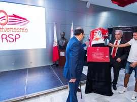 El Sevilla lamentó el fallecimiento de Campanal. EFE