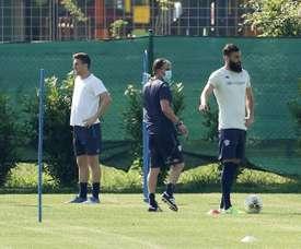 El capitán del Brescia deja claro que no jugará en determinadas circunstancias. EFE