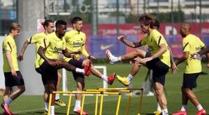 Vers des entraînements collectifs dès le week-end prochain en Espagne ? EFE