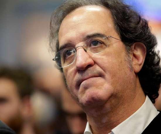 El presidente de la Asociación de la Prensa Deportiva, Julián Redondo. EFE/Zipi/Archivo