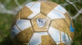 Los jugadores de la Premier dan el visto bueno a los entrenamientos grupales. EFE/Archivo