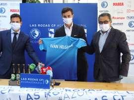 Helguera elogió la labor de Zidane al frente del Real Madrid. EFE/CarlosMateos
