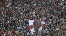 El Dinamo de Bucarest, en la cuerda floja. EFE