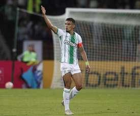Daniel Muñoz continuará su carrera en Bélgica. EFE/Archivo