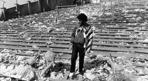 La tragedia de Heysel cumple 35 años. EFE
