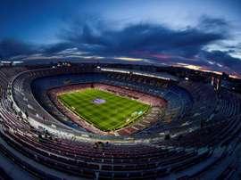 El fútbol a puerta cerrada dejará mucha crisis en torno al Camp Nou. EFE