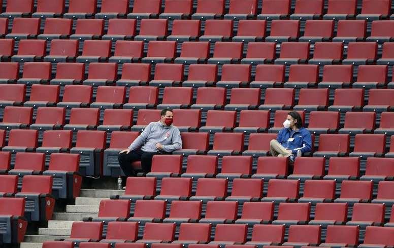 'Stadium Home' quiere acabar con el silencio de los partidos. EFE
