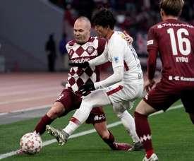 El 4 de julio vuelve el fútbol a Japón. EFE
