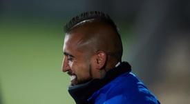 Vidal quiere seguir haciendo historia. EFE