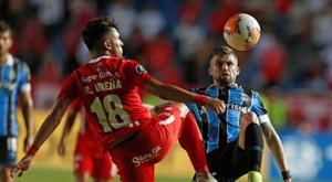 Comment le Gremio va faire des économies grâce à l'Atlético. EFE