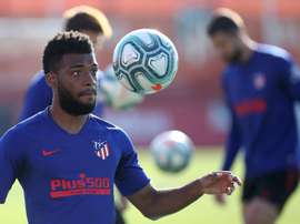 Thomas Lemar could leave to Bayern. EFE