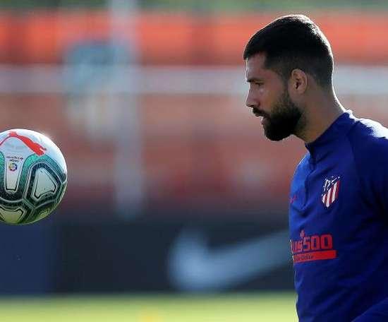 Felipe could play against Barca. EFE