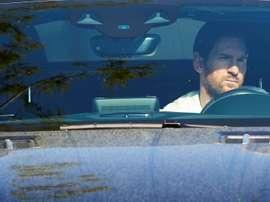 Messi, frustrado por conta do COVID-19. EFE/Alejandro García