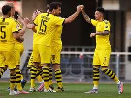 La Bundesliga sigue abriendo camino con el nuevo fútbol. EFE