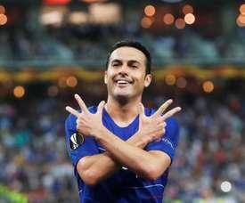 Les détails du contrat de Pedro avec l'AS Roma. EFE