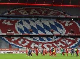 El Bayern volverá a ganar la Bundesliga. EFE