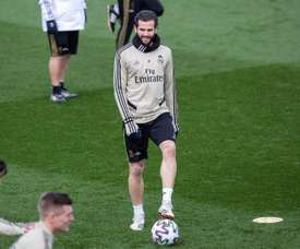 Nacho will play against his brother. EFE
