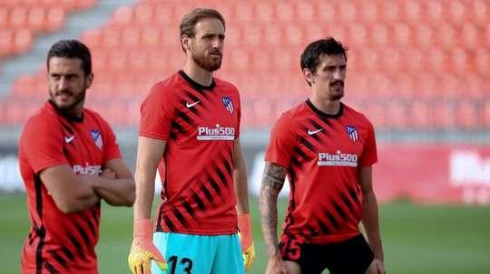 La Liga clubs will not play friendlies prior to restart. EFE