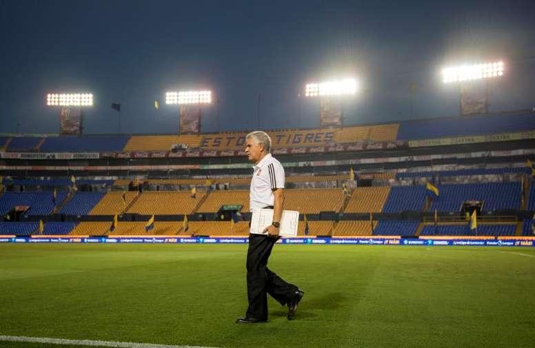 Ferretti seguirá al frente de Tigres. EFE