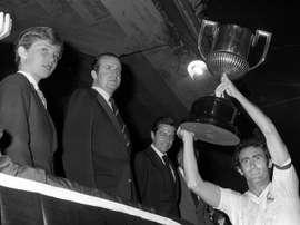 Triunfo del Real Madrid en una final histórica. EFE