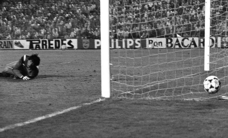 Agustín luego llegó al primer equipo. EFE
