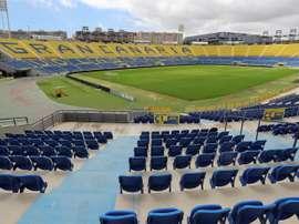Análisis de la afluencia a los partidos de la UD Las Palmas. EFE