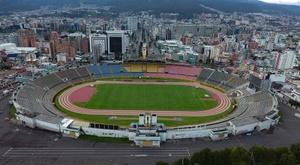 El fútbol volverá en Ecuador. EFE