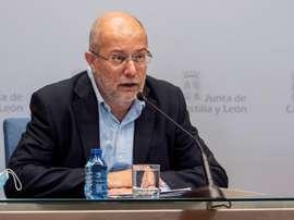 Castilla y León y la RFEF analizarán si es viable que haya público en los partidos. EFE/Archivo