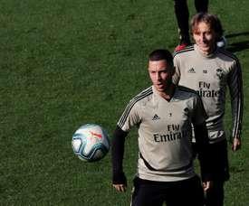Secondo Gatti, Hazard è al livello di Messi. EFE