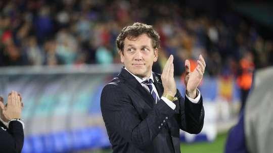 La CONMEBOL sigue dando vueltas a la manera de volver. EFE